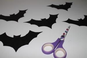 Bats Cut Out