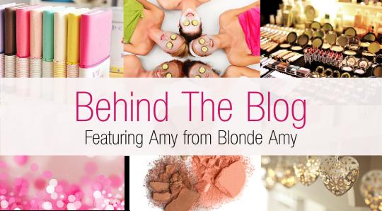 Blonde Amy