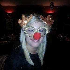 Feeling festive!!