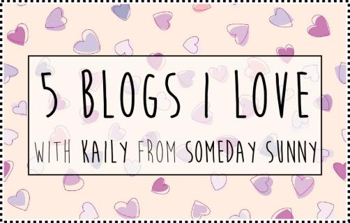 Five Blogs I Love