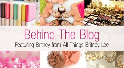 All Things Britney Lee