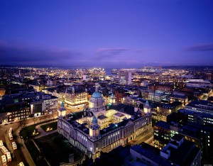Belfast At Night