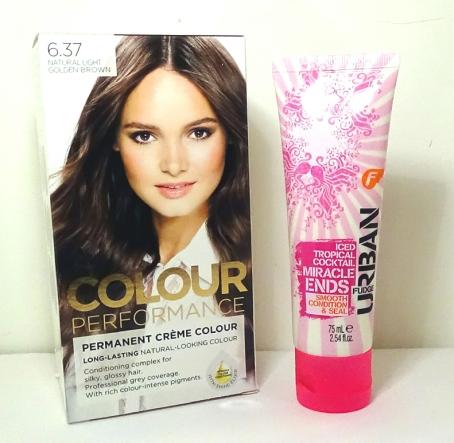 Colour & product