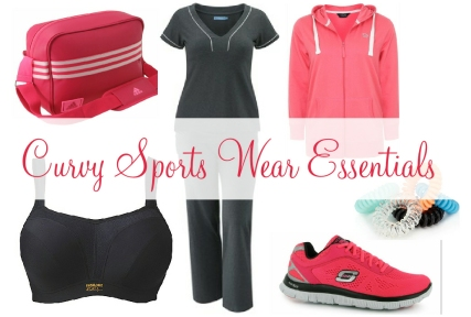 Curvy Sports Wear Essentials