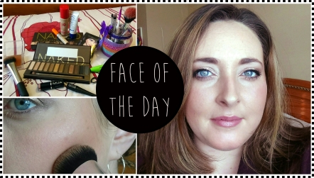Face Of The Day Confetti and Curves