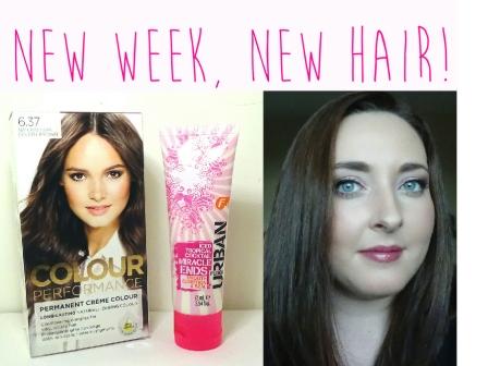 New Week New Hair