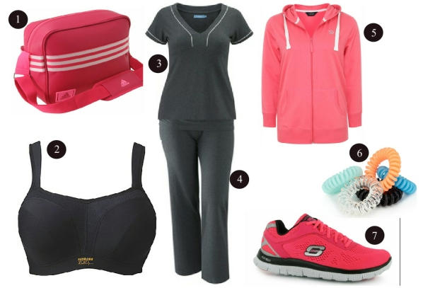 Sports wear essentials