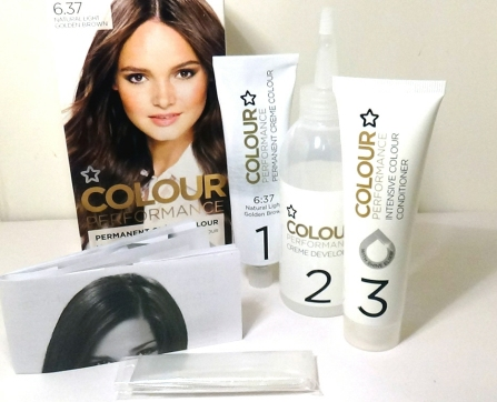 Superdrug Hair Colour