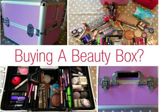 Buying a beauty box