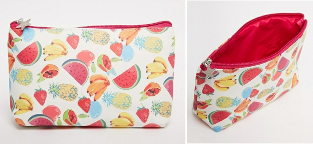 Fruit Make Up Bag Asos