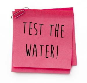 Test The Water