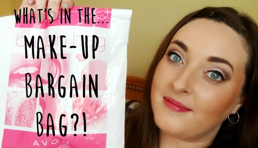 Makeup Bargain Bag