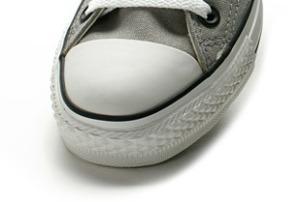 toe of pump