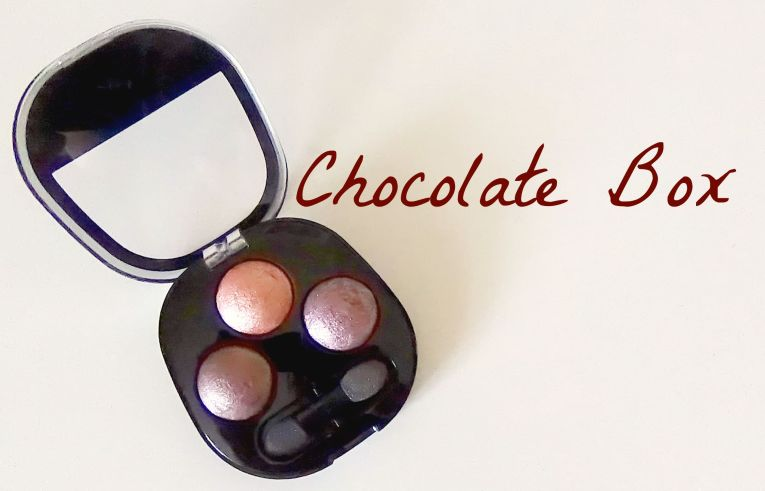 MUA Choclate Box