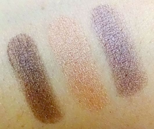 MUA Chocolate Box swatch 2
