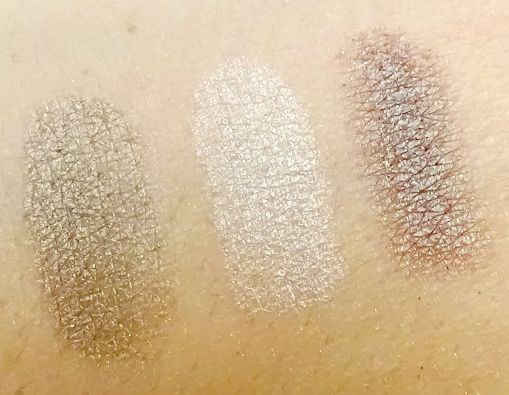MUA Innocence swatch