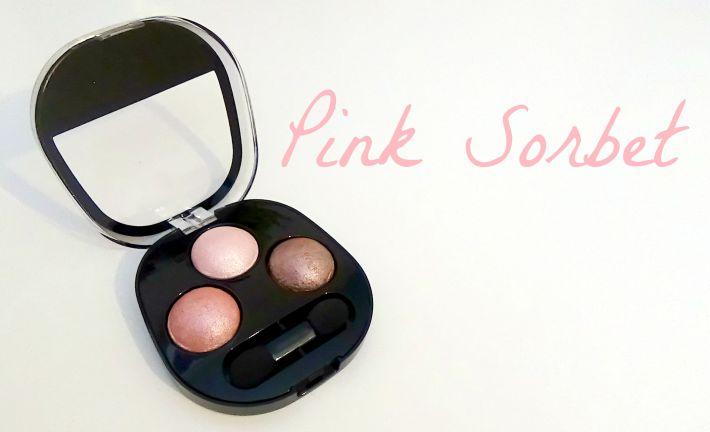 MUA Pink Sorbet