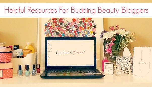 Helpful Resources For Beauty Blogging