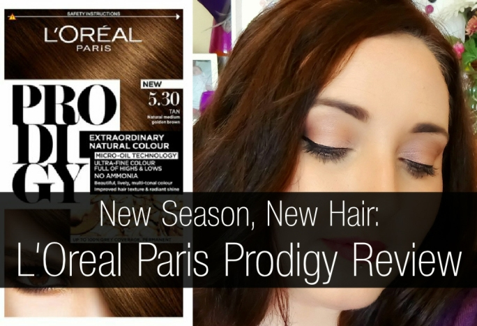 L'Oreal Paris Prodigy Review