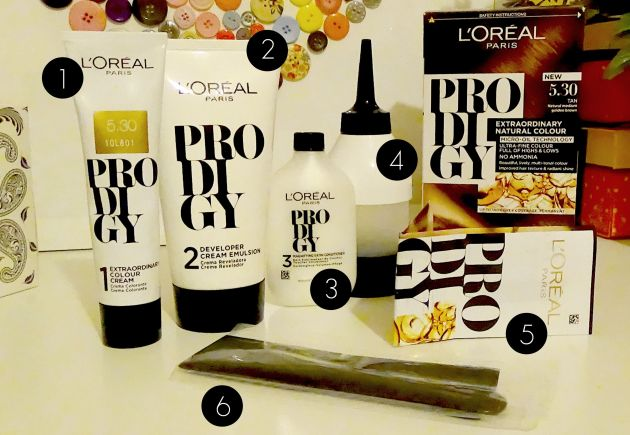 L'Oreal Prodigy Whats In The Box