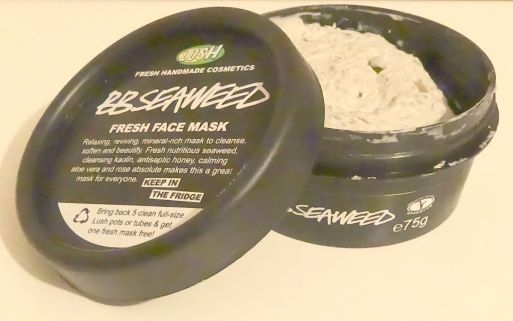 Lush BB Seaweed review 2