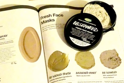 Lush BB Seaweed Review