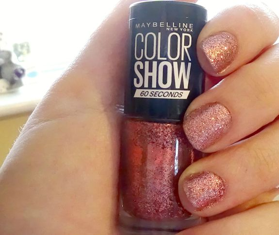 Maybelline Colour Show Review