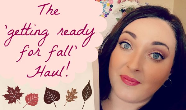 The Getting Ready For Fall Haul