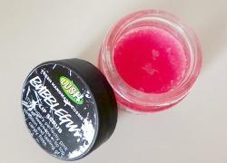Lush Bubblegum Lip Scrub