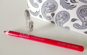 MUA Lip Liner Red Drama