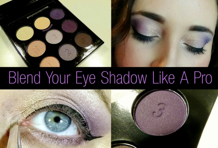 How To Blend Your Eye Shadow Like A Pro