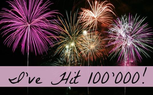 I've Hit 100000