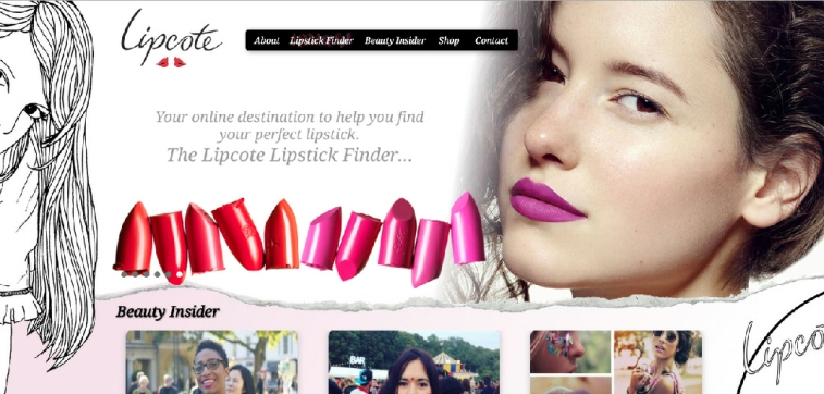 Lipcote Website