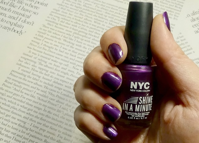 NYC New York Color Prince Street Nail Polish
