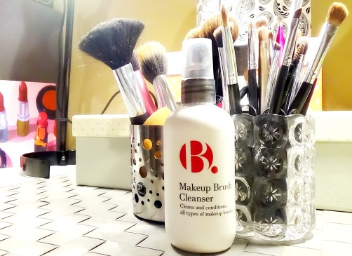 B Make Up Brush Cleanser 1