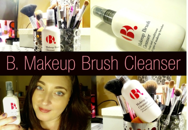 B Make Up Brush Cleanser