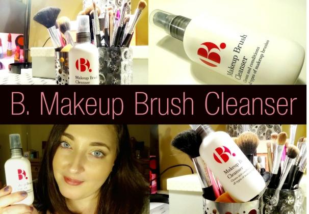 B Make Up Brush Cleanser