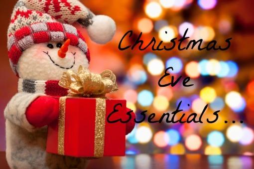 Christmas-Eve Essentials