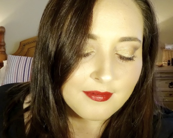 Christmas Party Make Up