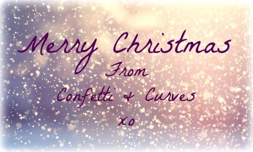 Confetti & Curves Christmas
