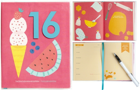 Kikki K 2016 Diary