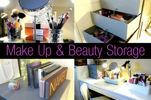 Make Up and Beauty Storage
