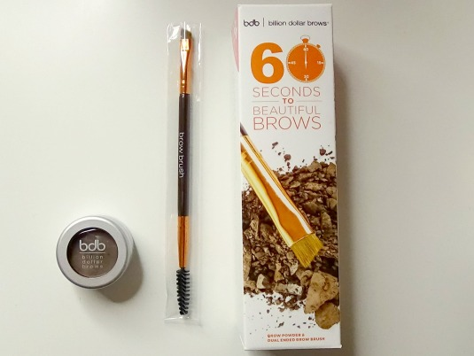 60 Seconds To Beautiful Brows Review