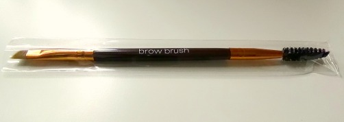 Billion Dollar Brows dual ended brush
