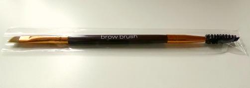 Billion Dollar Brows dual ended brush