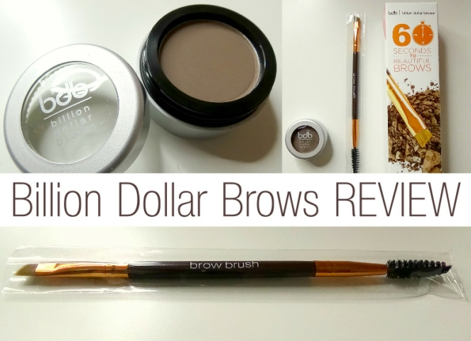 Billion Dollar Brows Review