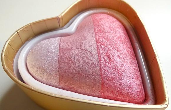 I Heart Makeup Blushing Hearts