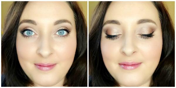 Makeup Menu Favourites Look