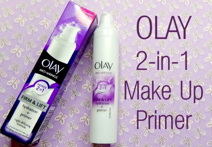 Olay 2 in 1 Make Up Primer