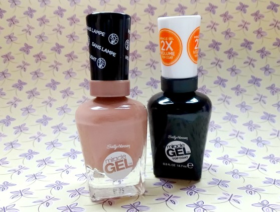 Sally Hansen Miracle Gel Totemly Yours